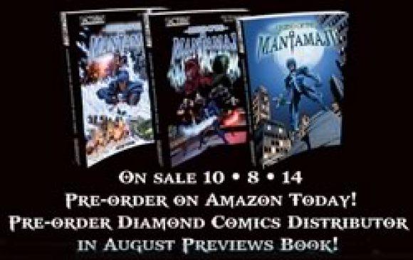 Legend of the Mantamaji Graphic Novel Trailer 1