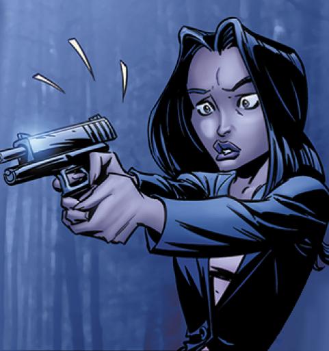 Detective Sydney Spencer