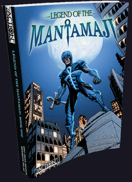 Legend of the Mantamaji: Book 1