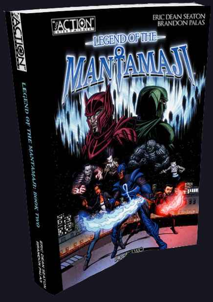 Legend of the Mantamaji: Book 2