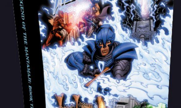 Legend of the Mantamaji: Book 3