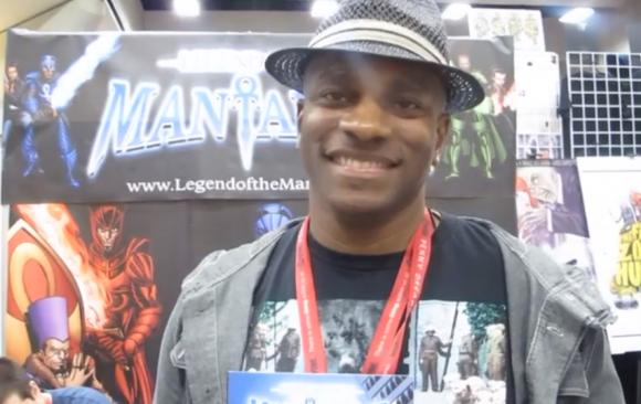 Blackfilm.com talks to Eric Dean at San Diego Comic Con