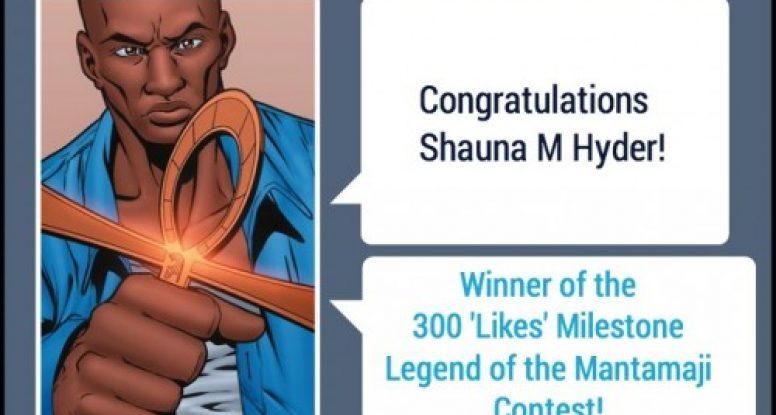 graphic novel, #SDCC, Legend of the Mantamaji