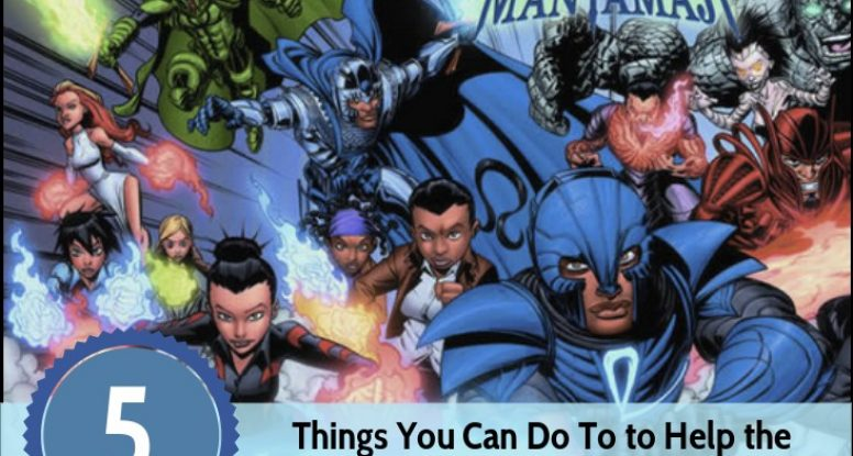 Legend of the Mantamaji by Eric Dean Seaton