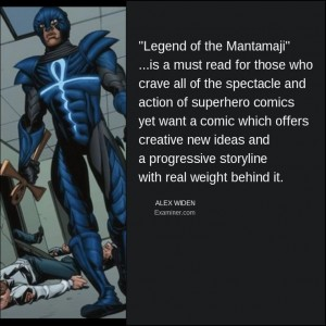 Legend of the Mantamaji Review