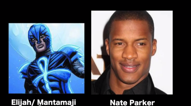A fan has done the casting for a Legend of the Mantamaji movie