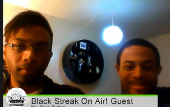 Black Streak On Air! Interview