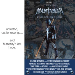 Legend of the Mantamaji Live Action Short