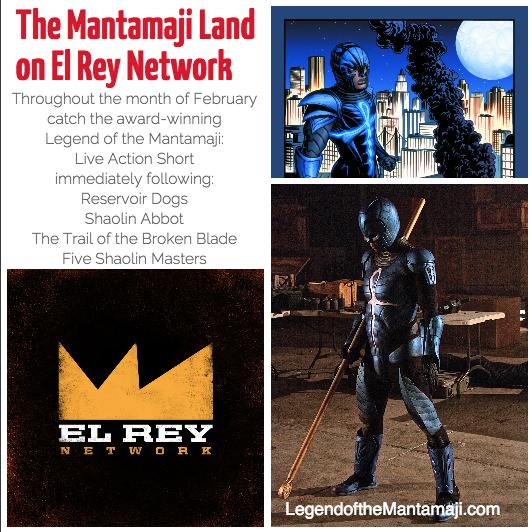 El Rey Network, Legend of the Mantamaji