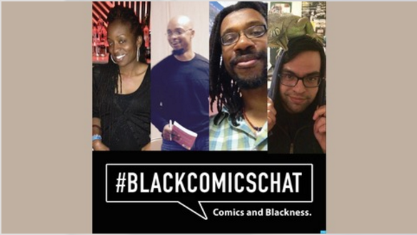 Black Comics Chat #02 with Eric Dean Seaton