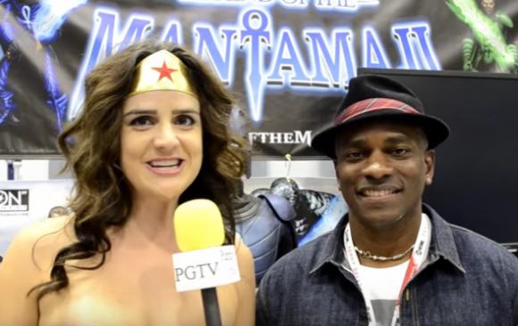 PGTV Interviews Eric Dean Seaton CC2015