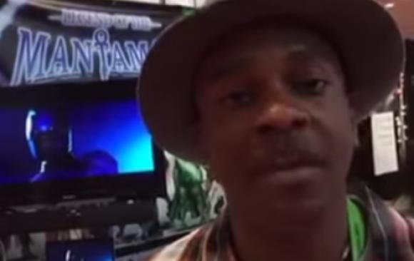 Nerd @ NYCC Interviews Eric Dean Seaton NYC CC2015