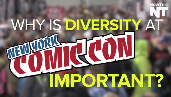 This is Why Diversity at Comic Con is so Important