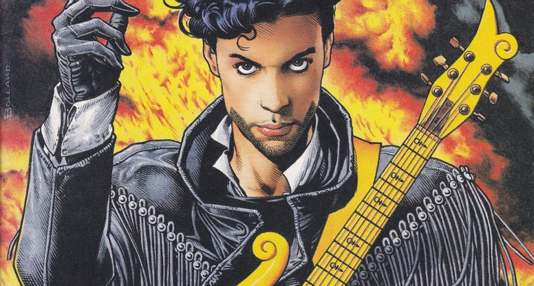 Where to buy prince comic book, Prince dead at 57